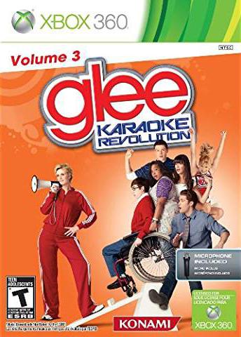 Karaoke Revolution Glee: Vol. 3 Bundle