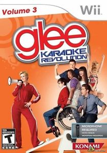 Karaoke Revolution Glee: Vol. 3