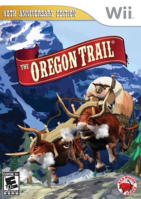 Oregon Trail: 40th Anniversary Edition