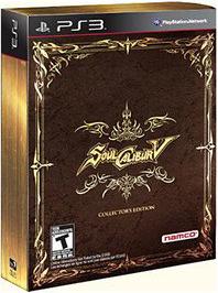 Soul Calibur V Collector's Edition