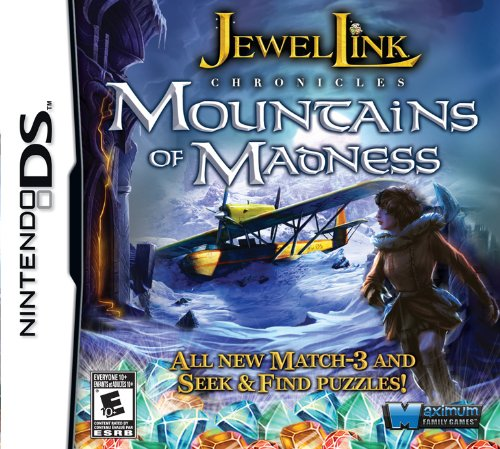 Jewel Link Chronicles: Mountains of Madness