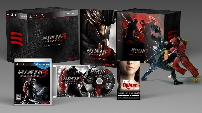 Ninja Gaiden 3 Collector's Edition