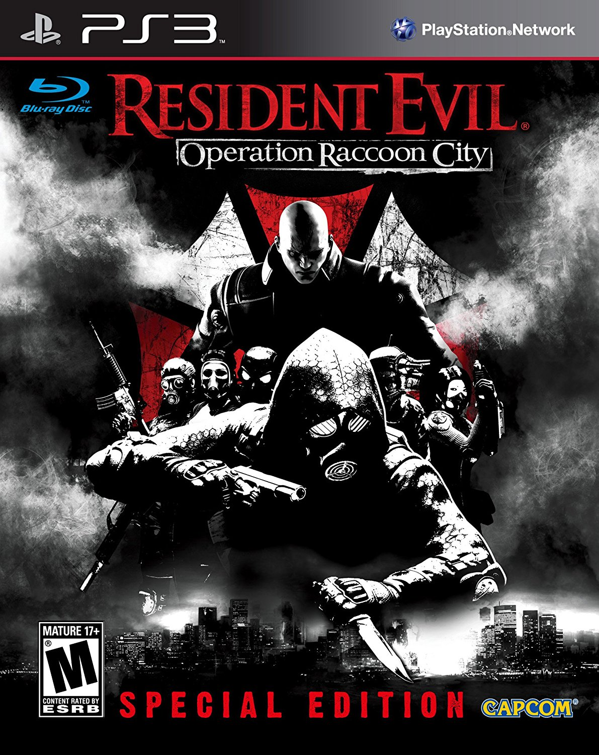 Resident Evil: Operation Raccoon City Special Edition