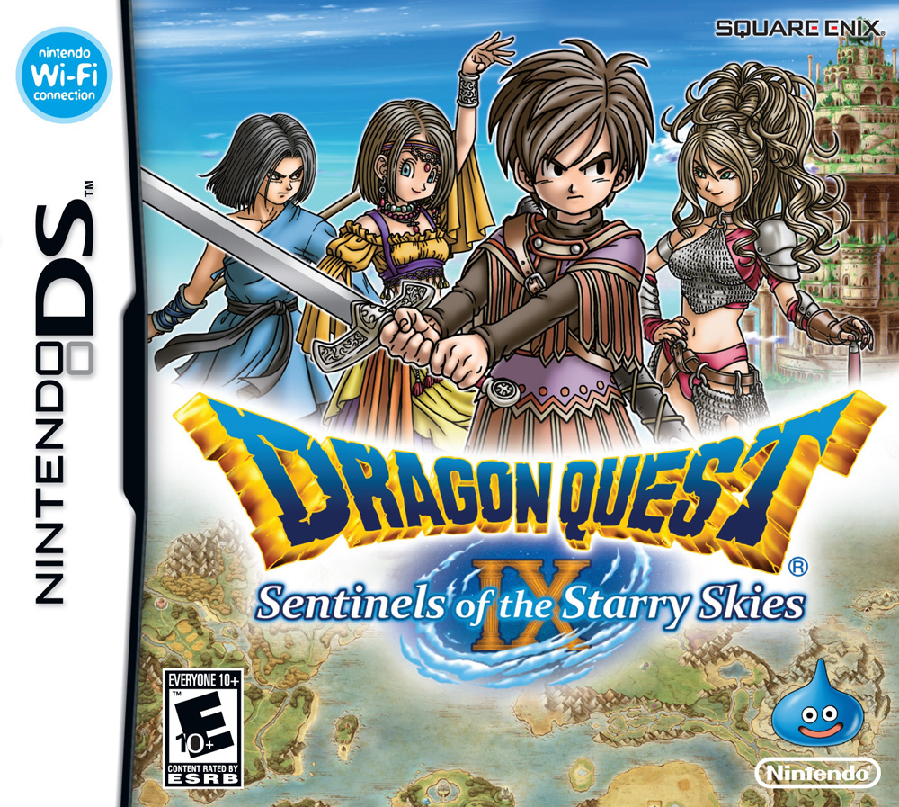 Dragon Quest IX Sentinels of the Starry Skies Guide