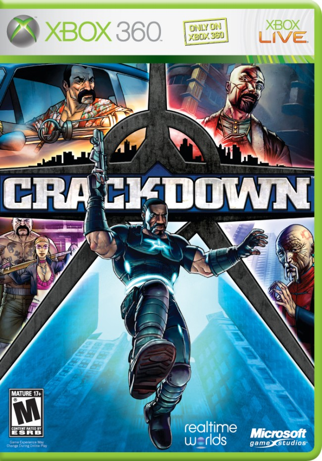 Crackdown Official Game Guide