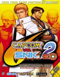Capcom vs. SNK 2 EO Official Fighter's Guide