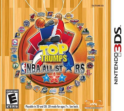 Top Trumps: NBA All-Stars