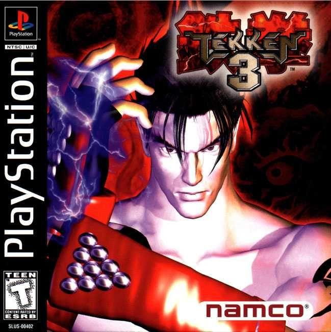 Tekken 3 Official Hardcore Gamin' Guide
