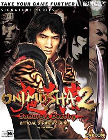 Onimusha 2: Samurai's Destiny Official Strategy Guide