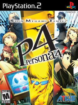 Persona 4 Official Strategy Guide: Shin Megami Tensei