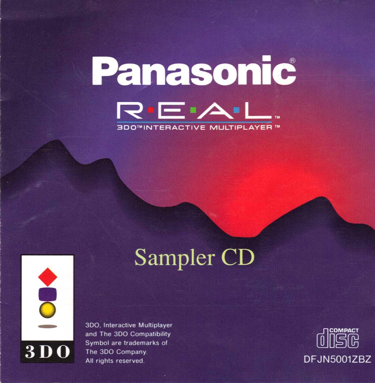 Panasonic Sampler CD