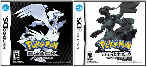 Pokemon Black & White Versions: Official National Pokedex