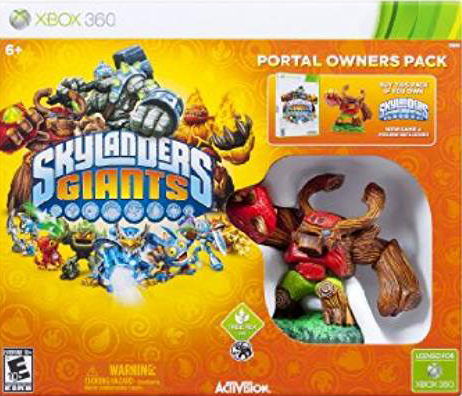 Skylanders Giants Portal Owners Pack