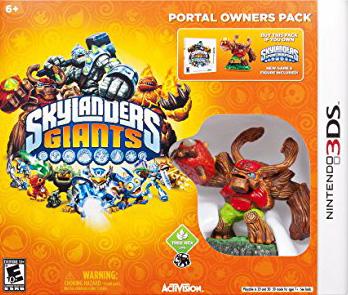 Skylanders Giants Portal Owners Pack