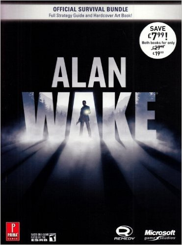 Alan Wake Official Survival Bundle