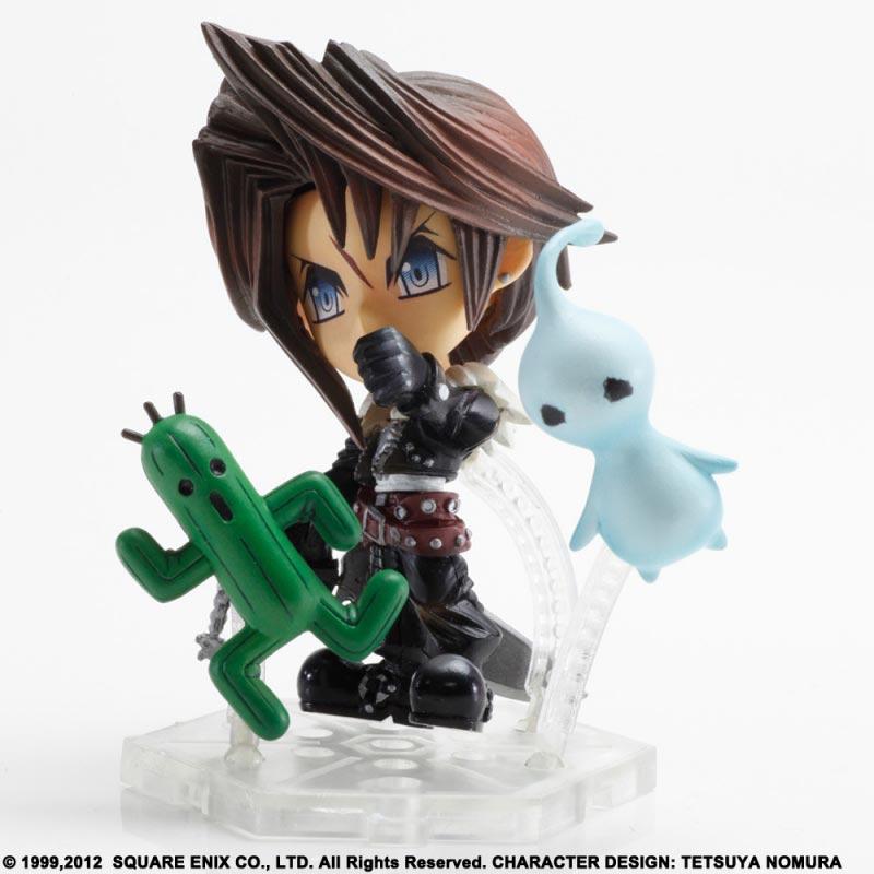 Final Fantasy Trading Arts Kai Mini Squall Figure