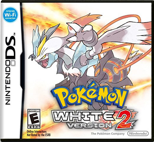 Pokemon White Version 2