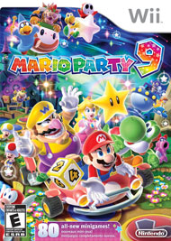 Mario Party 9 Official Guide