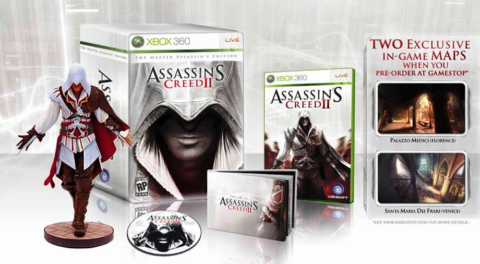 Assassin's Creed II Master Assassin's Edition