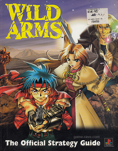 Wild Arms Strategy Guide