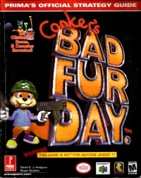 Conker's Bad Fur Day Strategy Guide