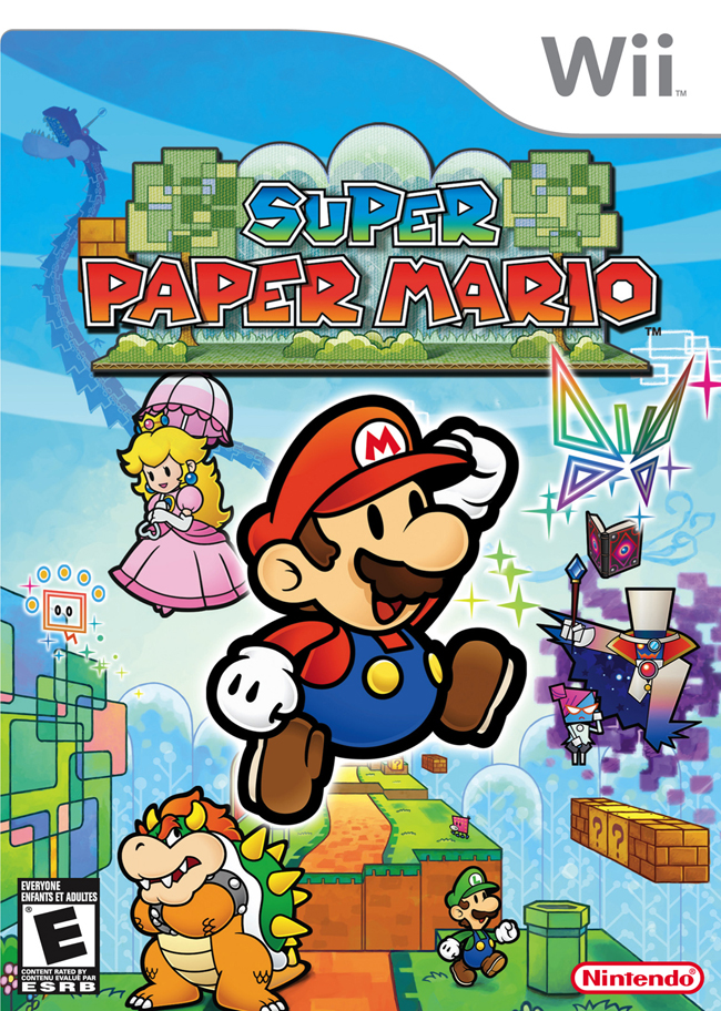 Super Paper Mario Strategy Guide
