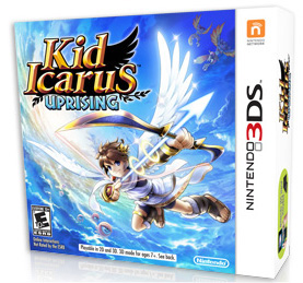 Kid Icarus: Uprising Official Guide