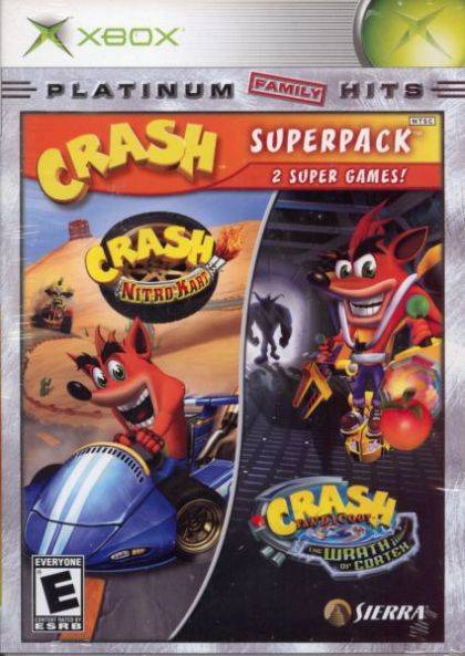 Crash Superpack 2 Super Games