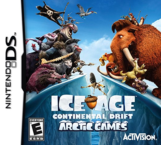 Ice Age Continental Drift: Arctic Games