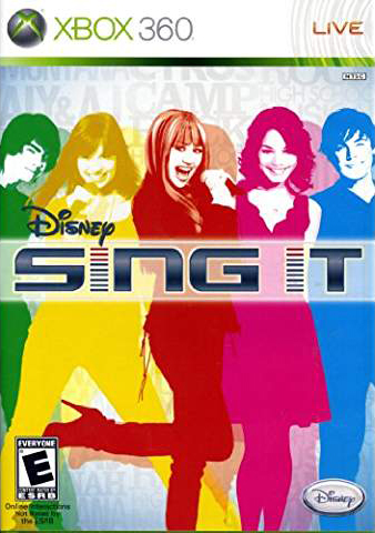 Disney Sing It Game Only