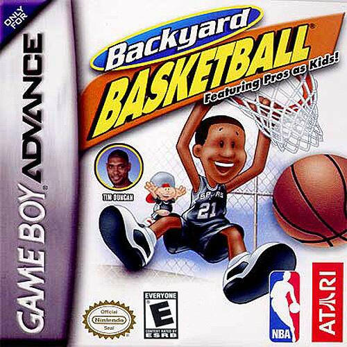 Buy Game Boy Advance Backyard Basketball | eStarland.com