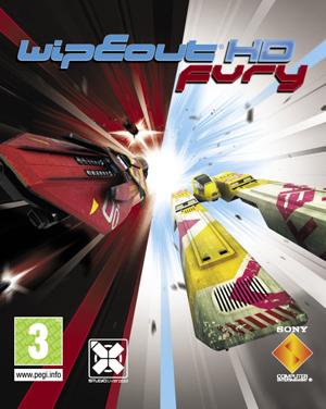 Wipeout HD: Fury