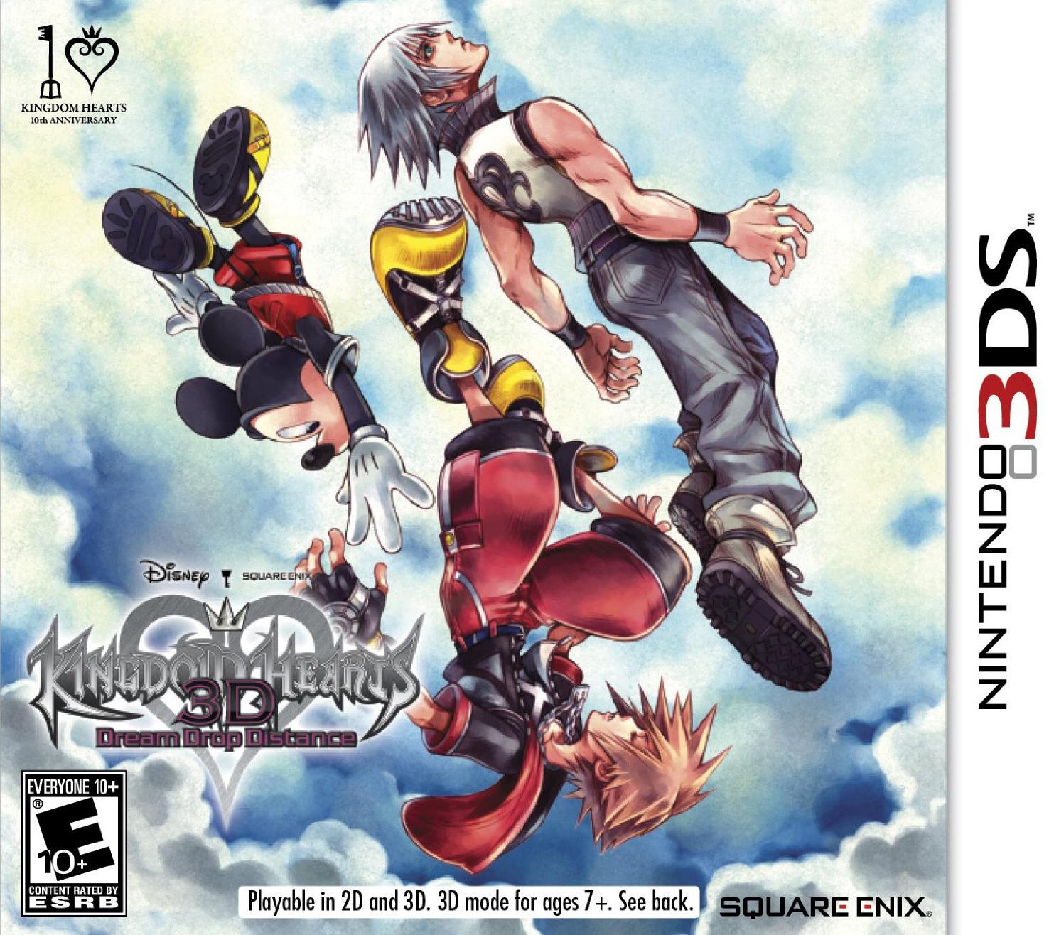 Kingdom Hearts 3D: Dream Drop Distance Guide