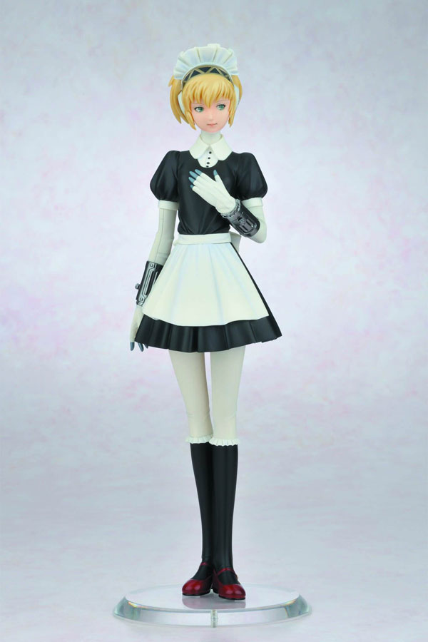 Persona 3 FES Aegis Sif EX PVC Figure Maid Version