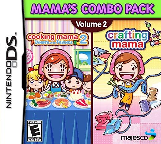 Mama's Combo Pack Volume 2