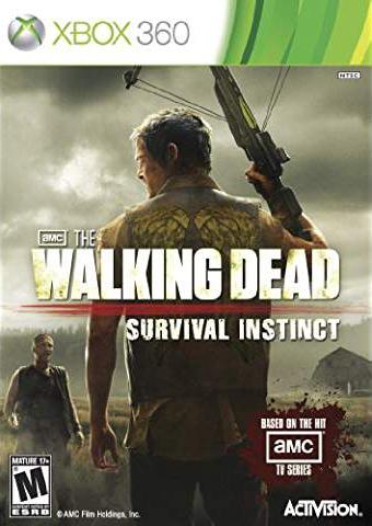 Walking Dead: Survival Instinct, The