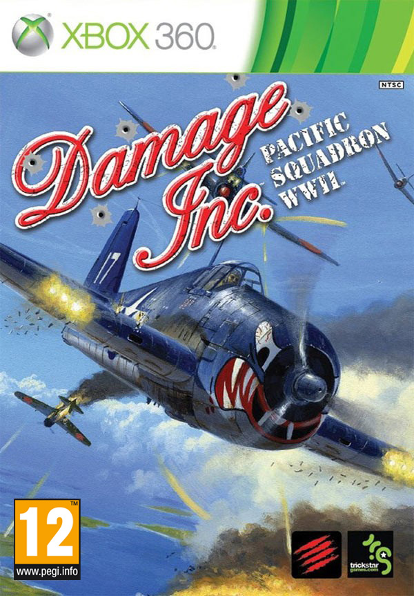 Damage Inc.: Pacific Squadron WWII Collector's Edition