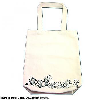 Theatrhythm Final Fantasy Heroes Tote Bag