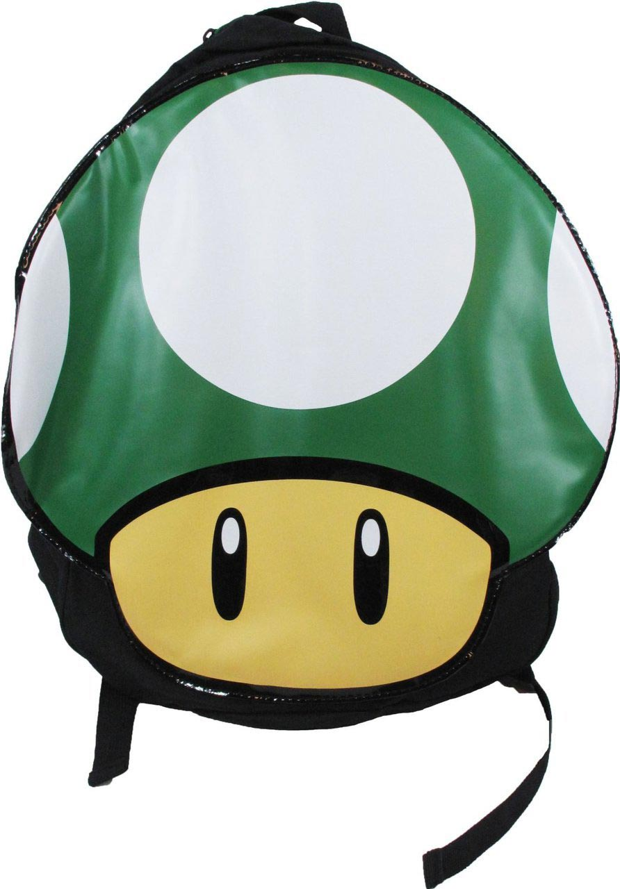 Nintendo 1-Up Green Mushroom Backpack