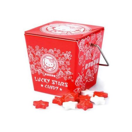 Hello Kitty Lucky Star Novelty Candy