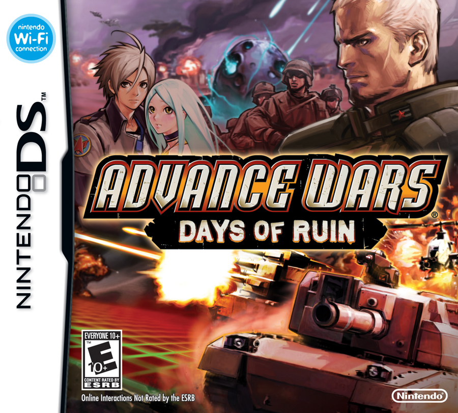 Advance Wars Days of Ruin Official Strategy Guide