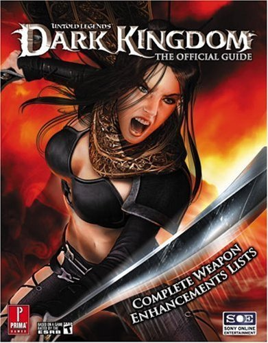 Untold Legends Dark Kingdom Official Strategy Guide