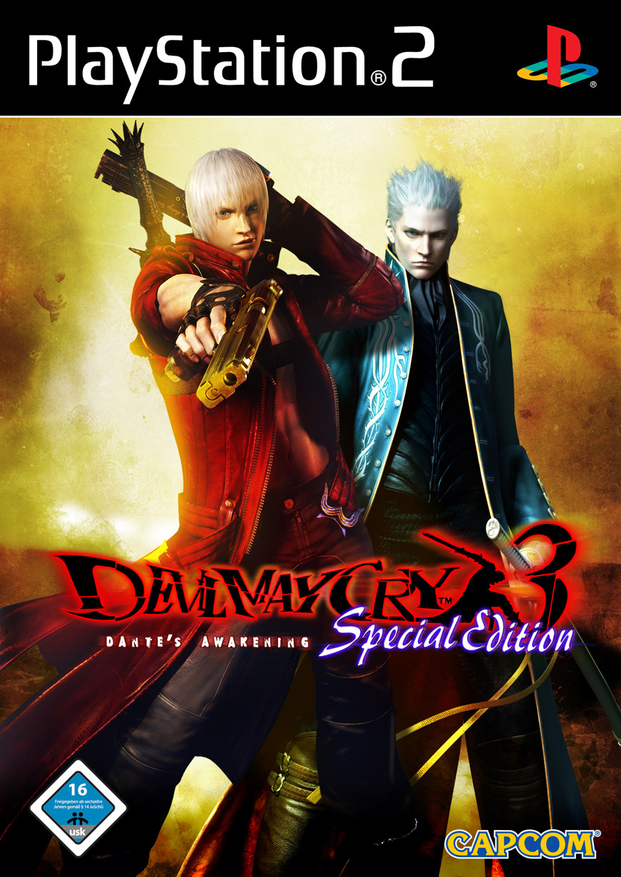 Devil May Cry Official Perfect Guide (Versus)