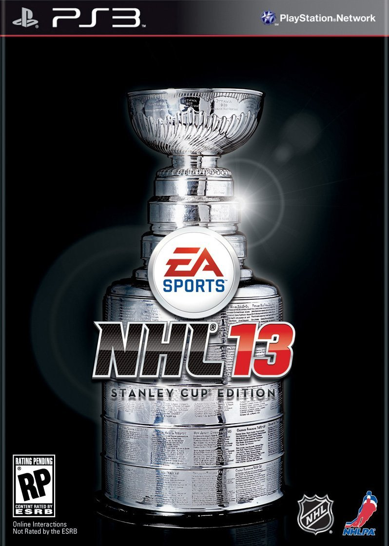 NHL 13 Stanley Cup Collector's Edition