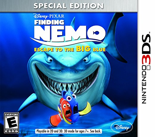 Finding Nemo: Escape to the Big Blue Special Edition