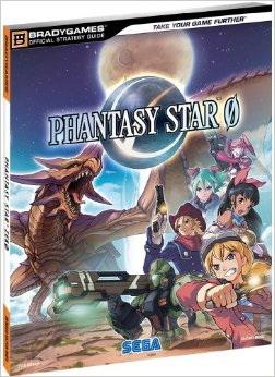Phantasy Star 0 Official Strategy Guide BradyGames