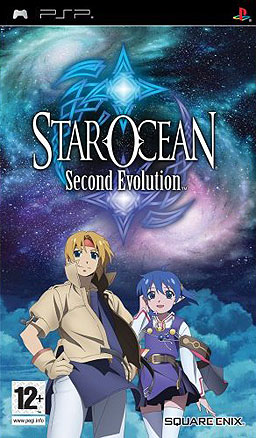 Star Ocean Second Evolution Official Strategy Guide