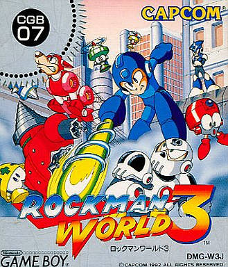 Rockman World 3