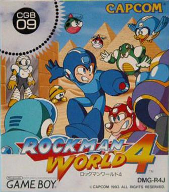 Rockman World 4