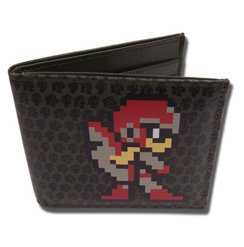 Mega Man 10 Wallet - Proto Man 8-Bit